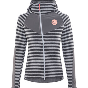 Edelrid Creek Fleece Jacket Damen grey